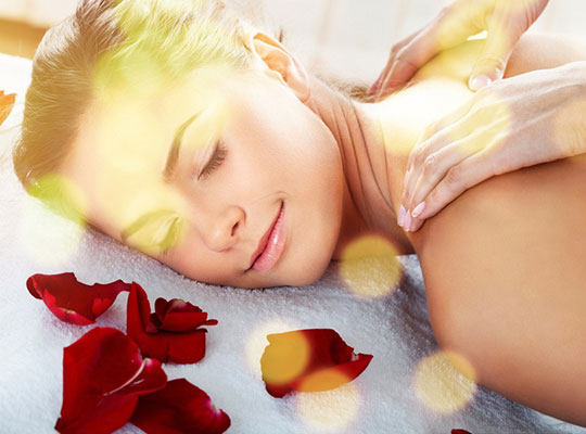 Eine Wohlverdiente Massage